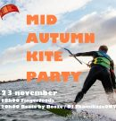 MID AUTUMN KITE PARTY zaterdag 23 november