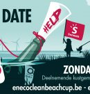 Eneco Clean Beach Cup zo 12 sept